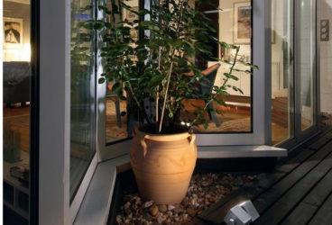 Come scegliere i lampadari per esterno mazzola luce