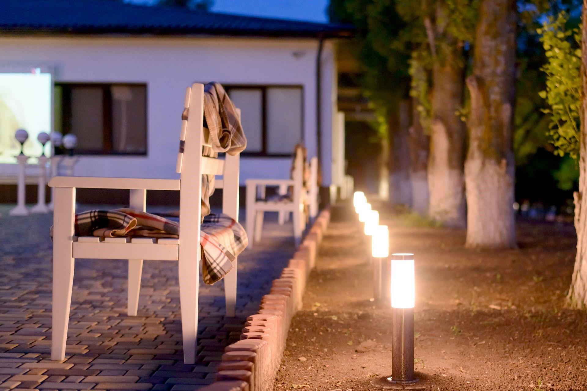 Lampade Per Porticati Esterni come scegliere i lampadari per esterno - mazzola luce blog