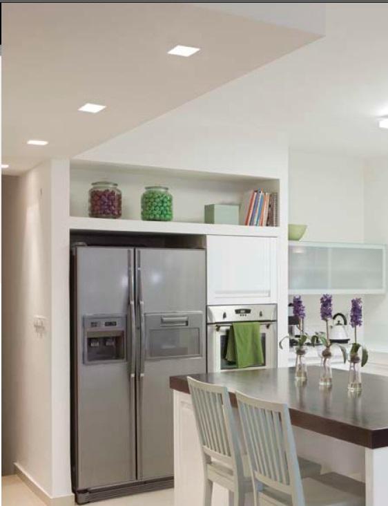 Faretti incasso cucina mazzola luce blog - Illuminazione cucina moderna ...
