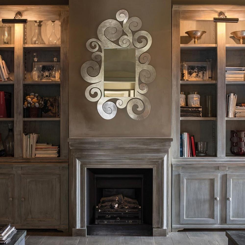Specchi da parete scopri le ultime tendenze for Piani artistici di stile di arti e mestieri