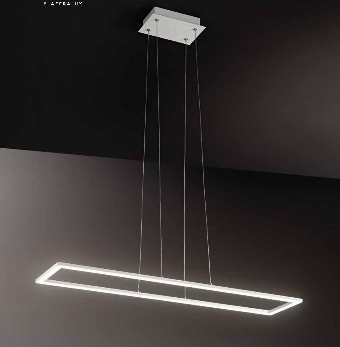 Lampadari moderni: le nuove tendenze del 2018