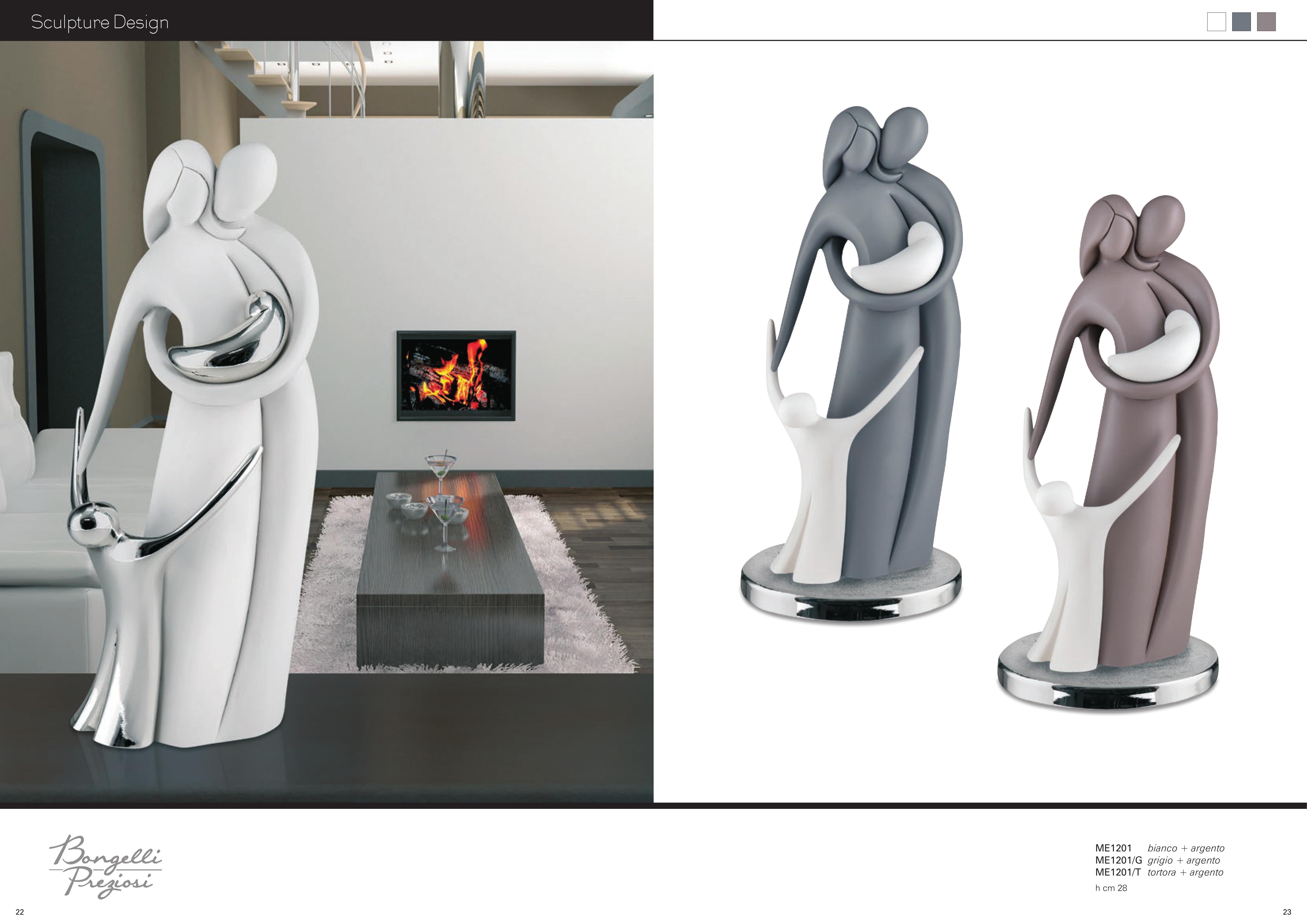 Idee e consigli per scegliere i soprammobili da soggiorno for Oggetti moderni