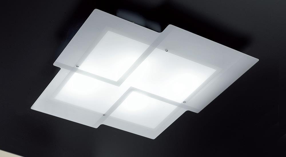 Plafoniere In Vetro Per Lampadari : Illuminare la casa utilizzando le plafoniere moderne