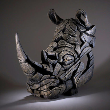 soprammobile moderno rinoceronte